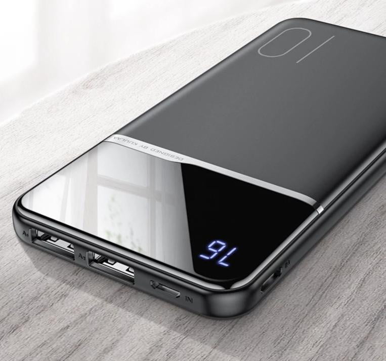 10000mAh Portable Charging PowerBank