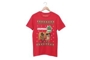 Gingerbread House Party T-Shirt
