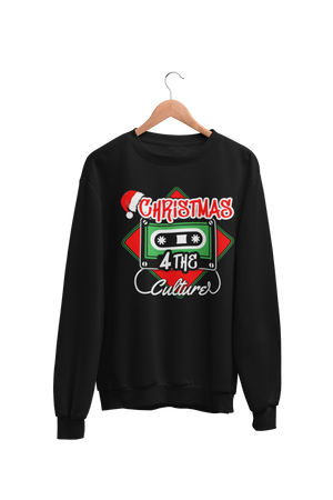Christmas 4 The Culture Logo Tee
