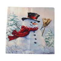 Cushion Covers For Home Simple Home Throw Pillows Covers Santa Snowman Rustic Pillow Case Cover Decoration