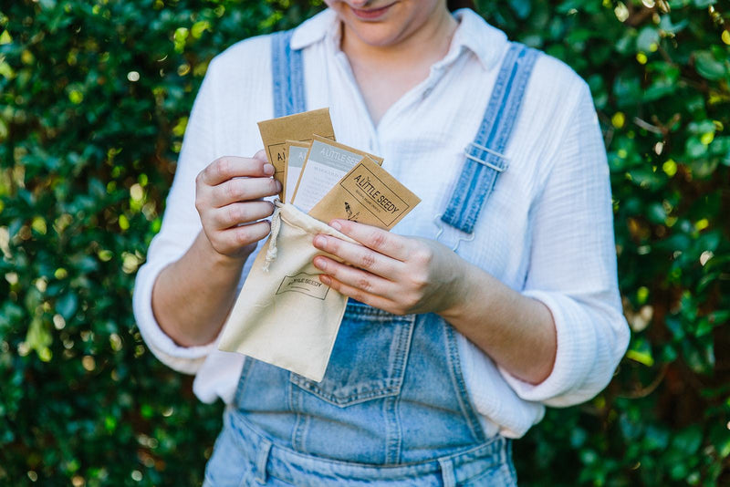 The Seedy Growers Club - 12 month prepaid membership (Save 15%!) A Little Seedy