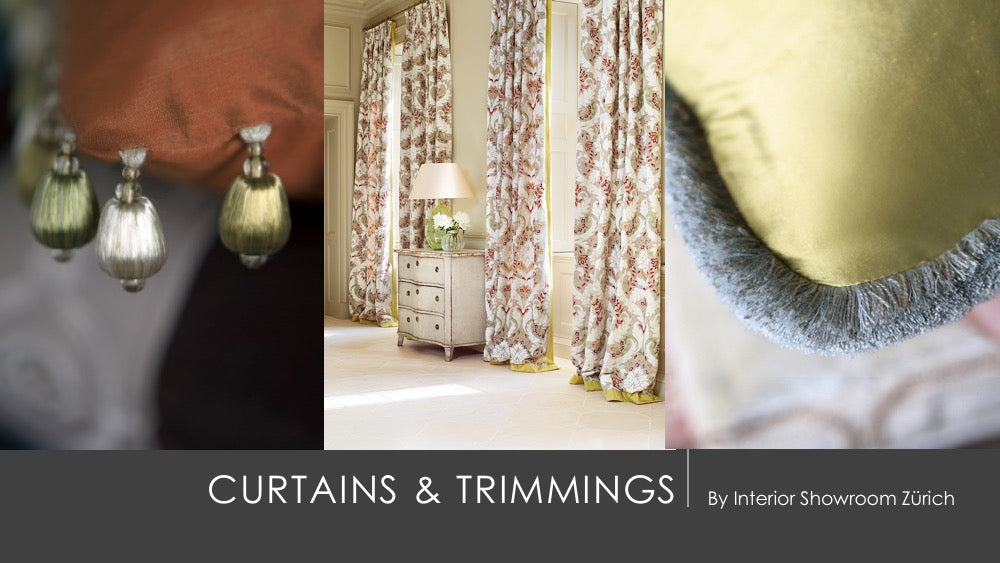 CURTAINS & TRIMMINGS