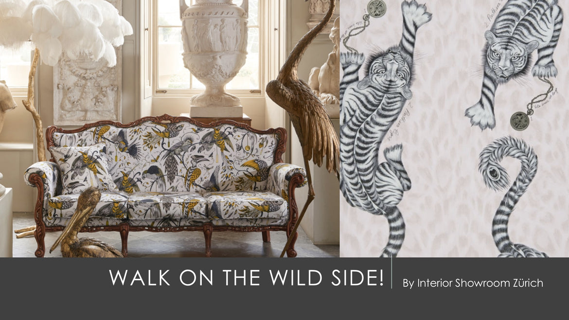 WALK ON THE WILD SIDE!