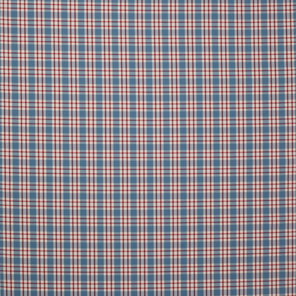 Talla Check - Blue/Red