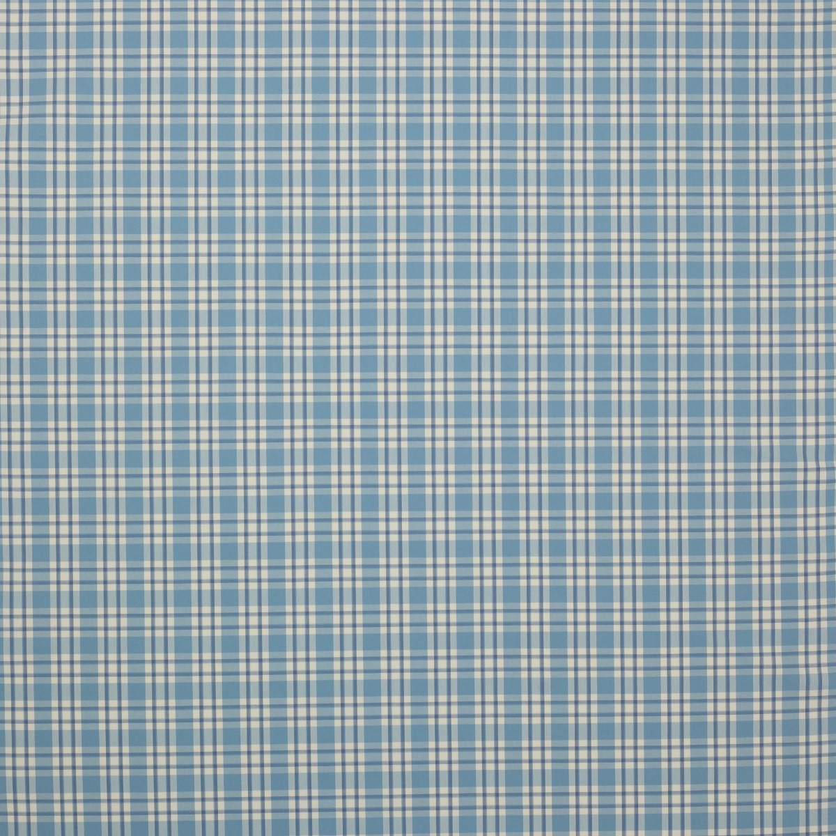 Talla Check - Blue