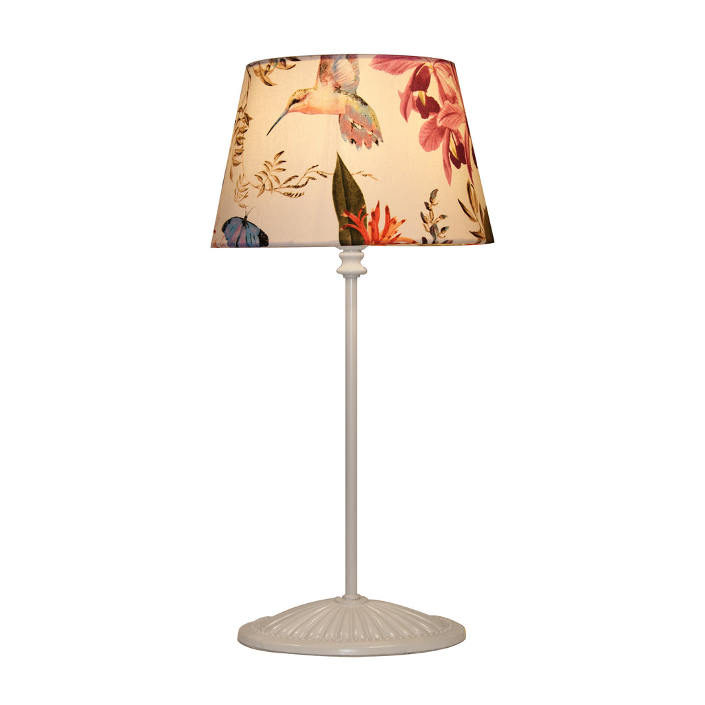 Bird lampshade
