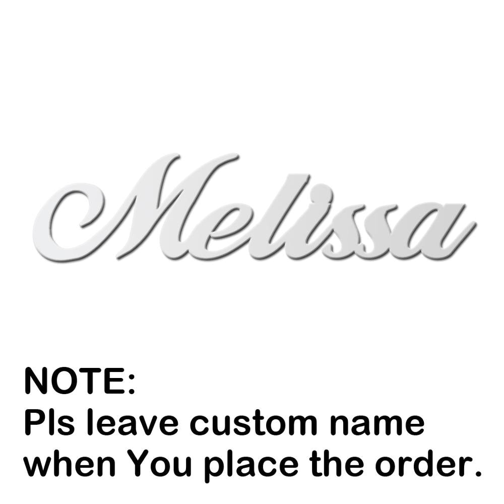 Personalized Name With Wish in Box