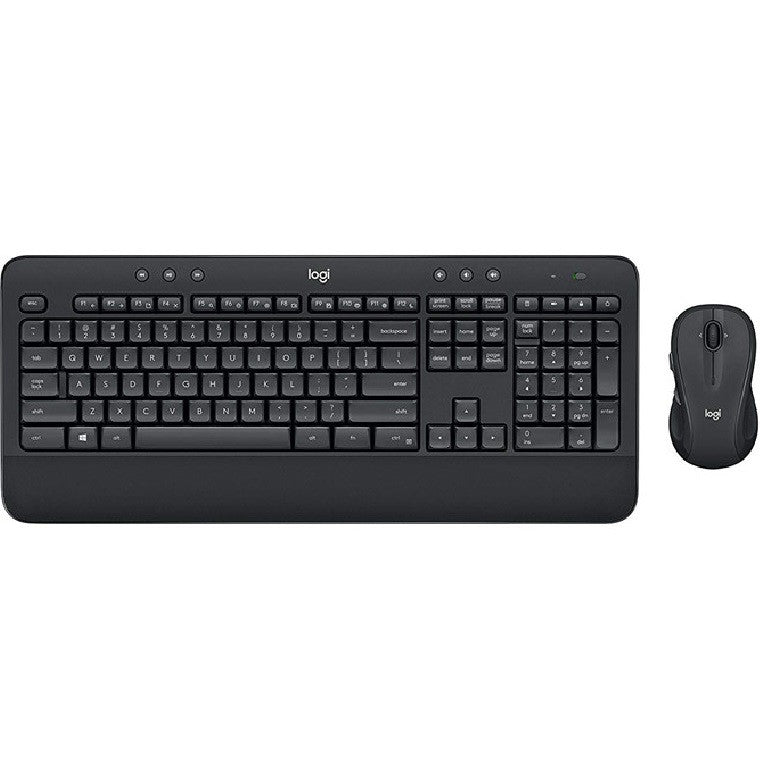 Logitech Advanced Wireless Keyboard / Mouse