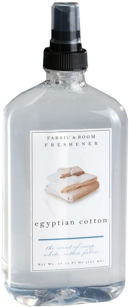Leaf Fabric And Room Freshener, 17.75 oz (Egyptian Cotton)