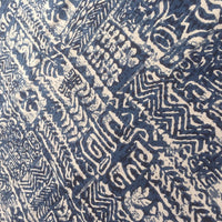 Vintage Folk Style Cotton fabric printed retro cotton and Linen Fabric by meter  for sewing upholstery crafts Material