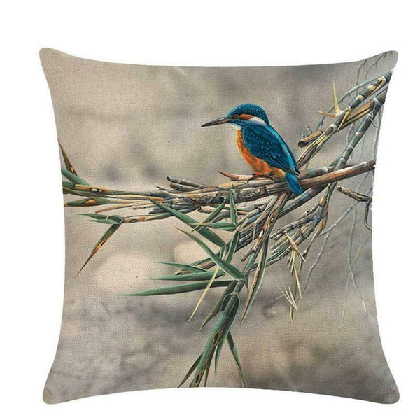 Animal Landscape Pillowcase Cushion Cover Home Decor Throw Pillow Case Lounge BL