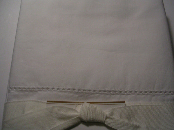POTTERYBARN FOUNDATIONS WASHED ORGANIC COTTON PILLOWCASE PAIR KING NEW W TAGS