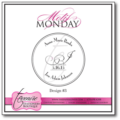 Motif Monday Design No. 4 {5.26.15}