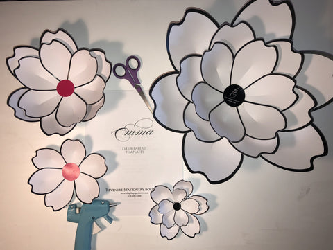 Emma (Fleur Paperie-Paper Flower} Physical product