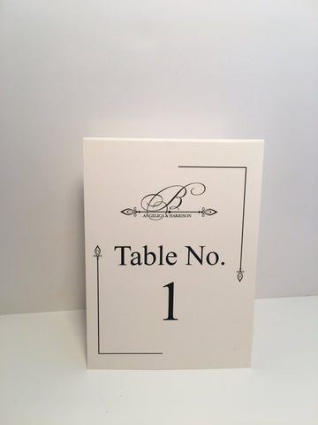 Angelica {Ready to Order ~ Table Number } starting at $1.25