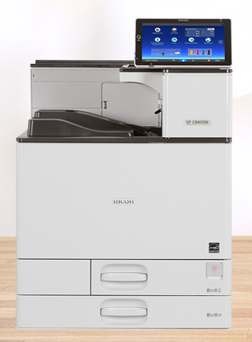 Ricoh 840DN Color Laser Printer