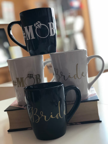 Mug {Mother of Bride or Bride}