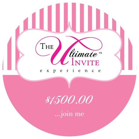The Ultimate Invite Experience {Atlanta} October 18 -20, 2019 {Full Payment}