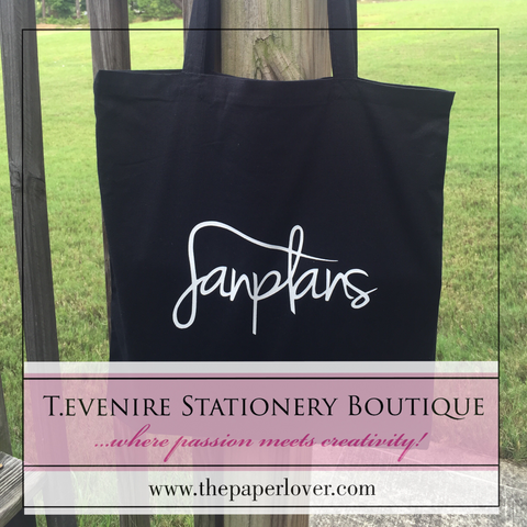 Personalized/Branded Tote Bag