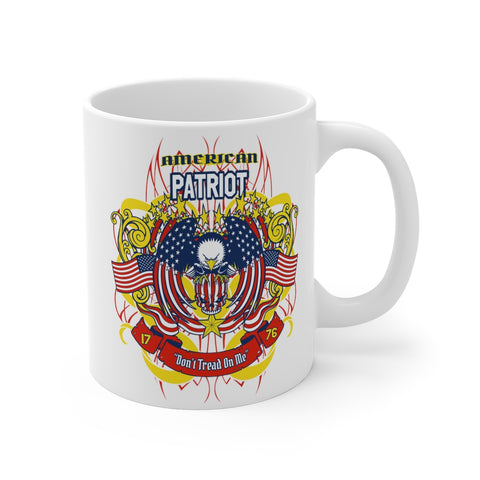 American Patriot Mug - 11oz
