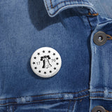 CAUTION LINE Premium Apparel Spirit of 1776 Pin Buttons