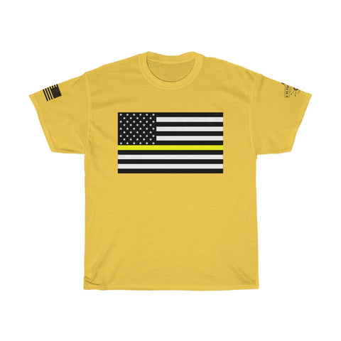 Thin Yellow Line Tee