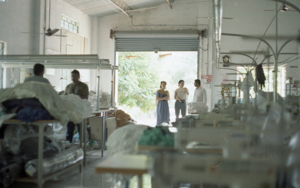 Pico Founders at Fairtrade factory in India