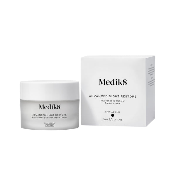Medik8's Advanced Night Restore Moisturiser