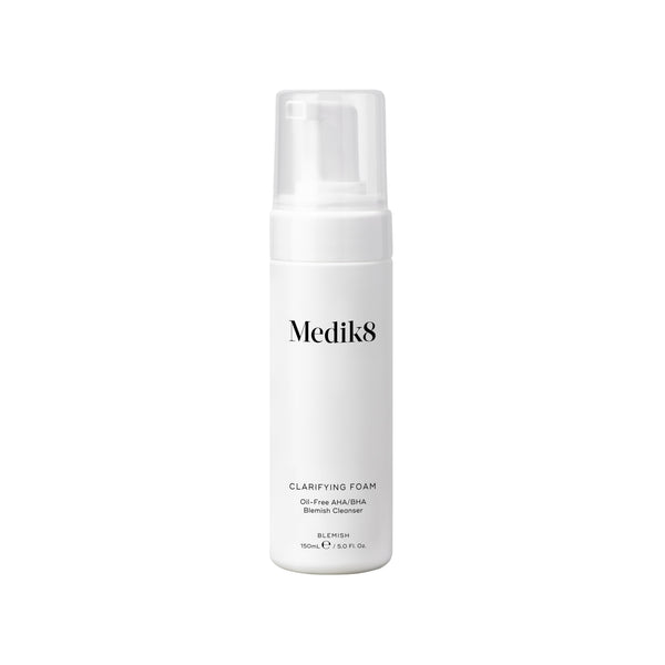 Clarifying Foam- Blemish Prone, Oil-Free & Exfoliating Cleanser