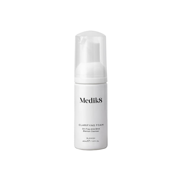 Clarifying Foam Travel Size- Blemish Prone, Oil Free & Exfoliating Cleanser