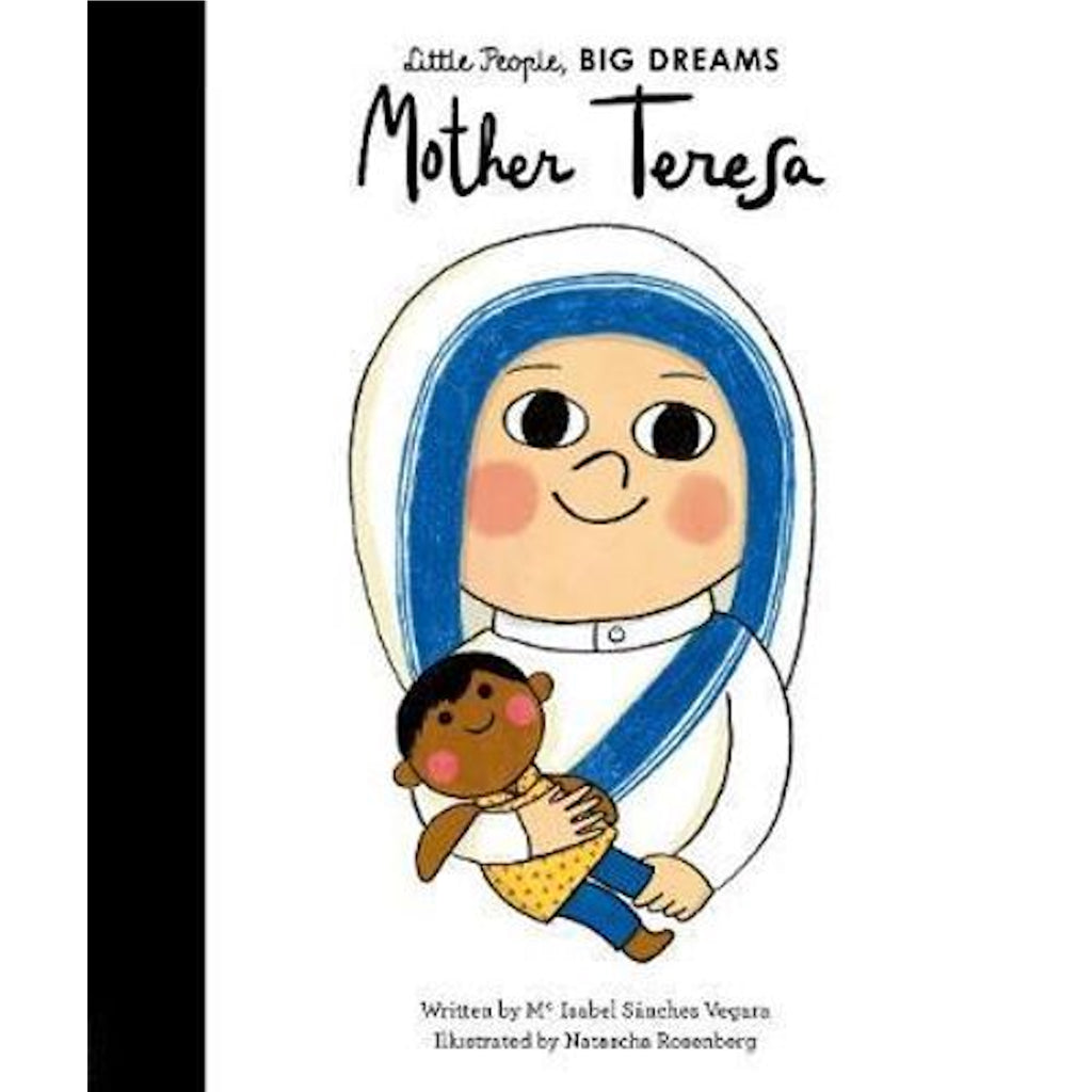 Little People, Big Dreams | Mother Theresa