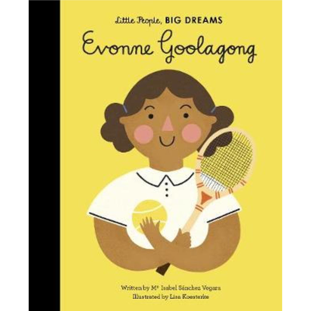 Little People, Big Dreams | Evonne Goolagong-Harper Collins Publishers-m a g n o l i a | home