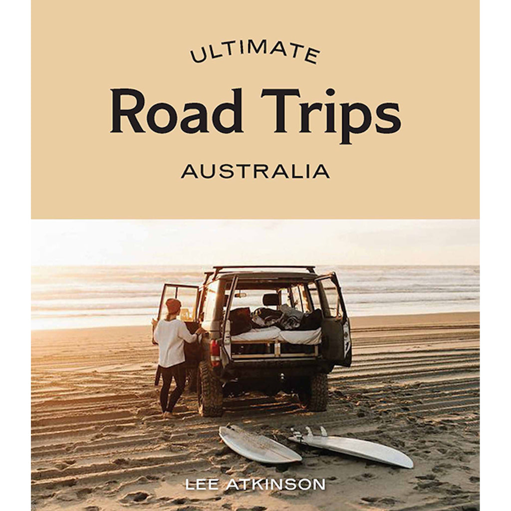 Ultimate Road Trips Australia-Harper Collins Publishers-m a g n o l i a | home