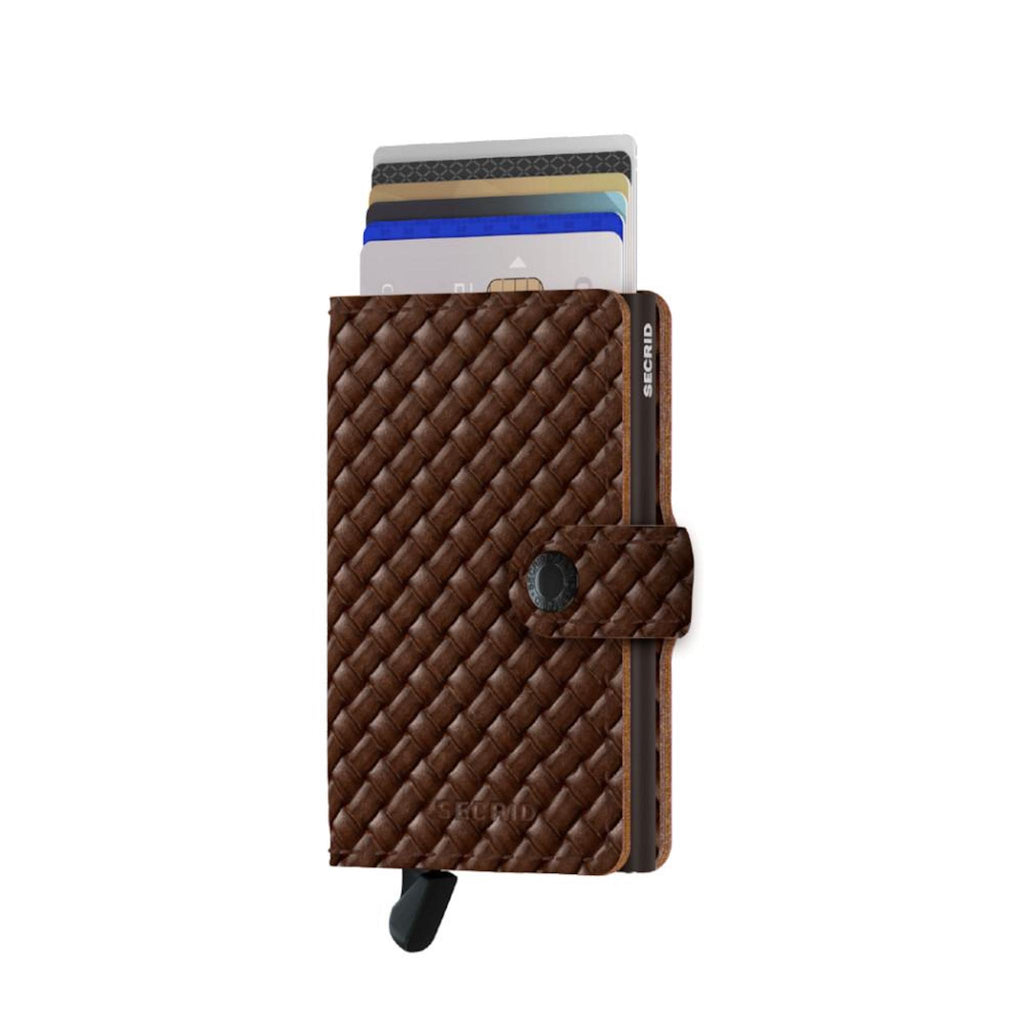 Secrid Miniwallet | Basket Brown-Secrid-m a g n o l i a | home