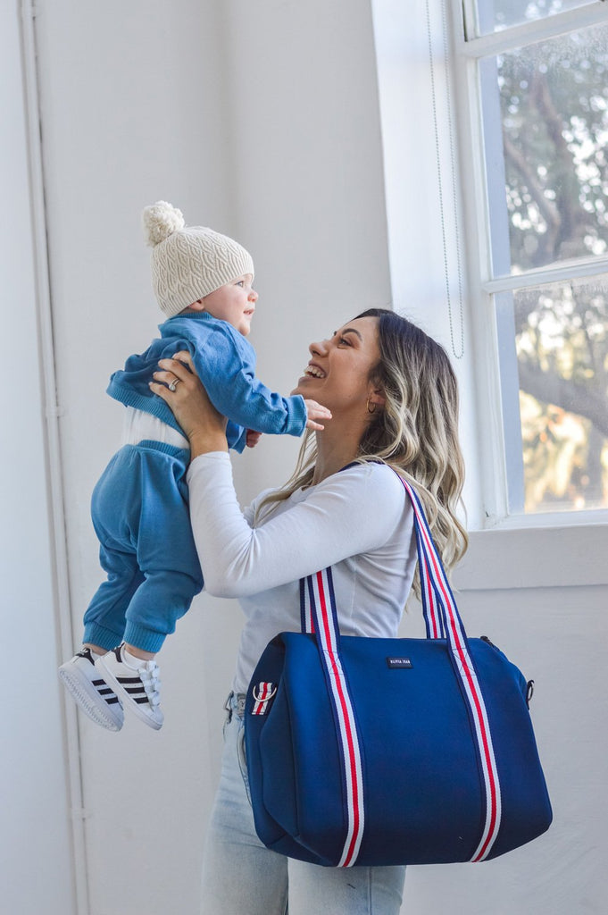 Alexis Weekender | Navy-Olivia Jean-m a g n o l i a | home