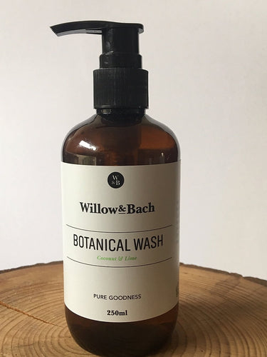 Botanical Wash in Coconut and Lime