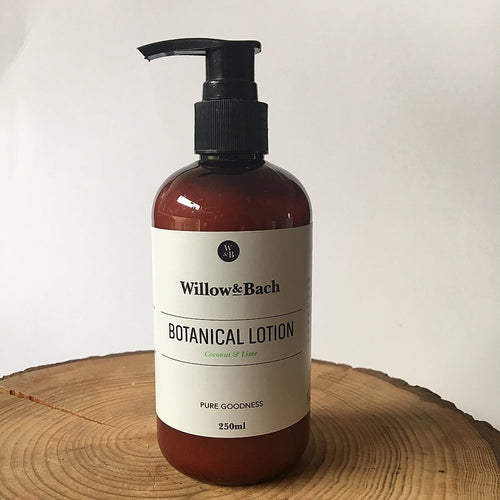 Botanical Lotion in Coconut and Lime
