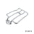 SOLO SEAT LUGGAGE RACKS CHROME