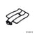 SOLO SEAT LUGGAGE RACKS BLACK