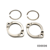 EXHAUST FLANGE KITS S.S.