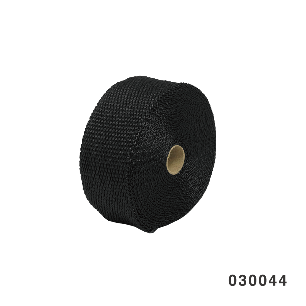 EXHAUST FIBERGLASS WRAP BLACK