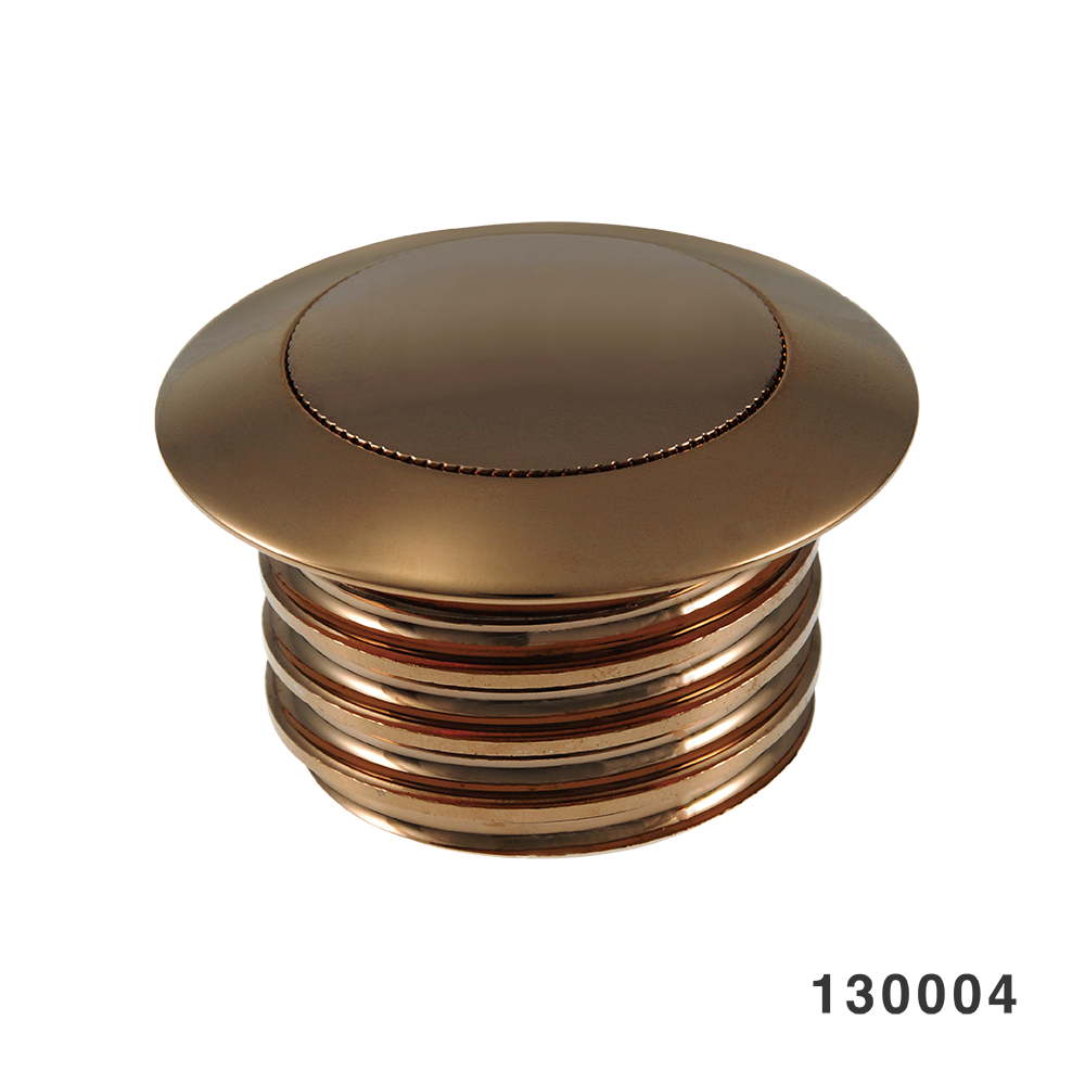 POP-UP GAS CAP F.GOLD