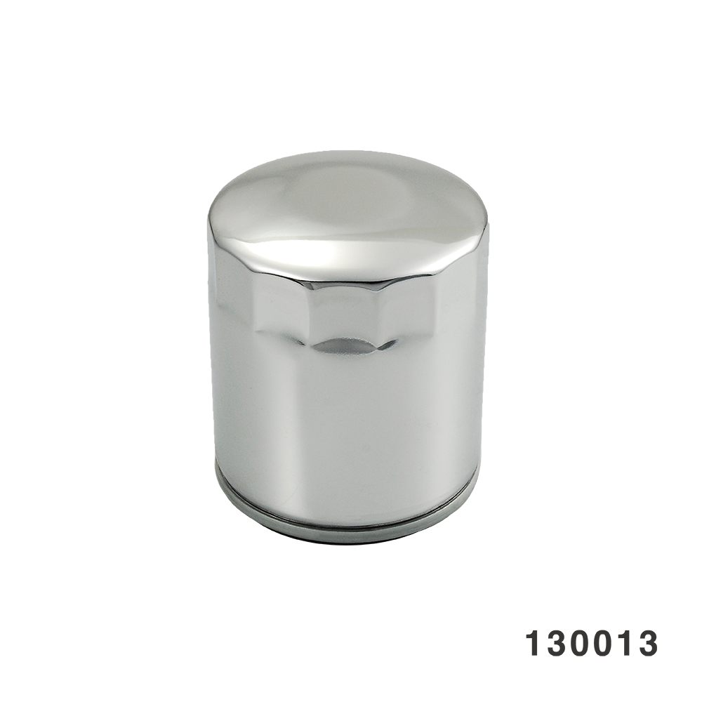 PREMIUM SINTERED METAL OIL FILTER CHROME