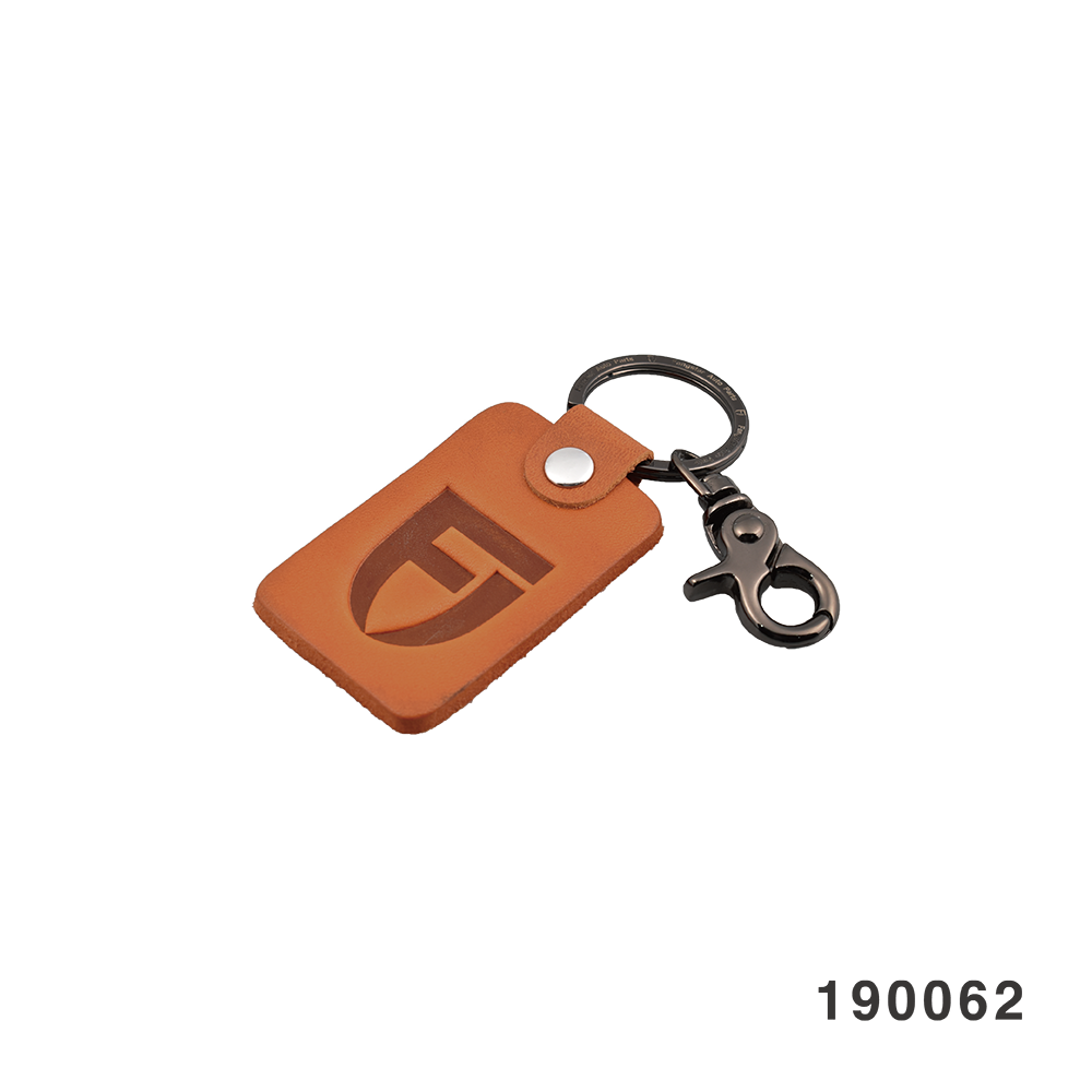 FANGSTER KEY RING HONEY BROWN