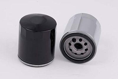 Premium Sintered Metal Oil Filter Black