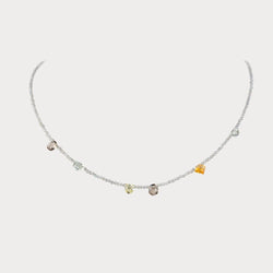 Labrodite Linings Necklace