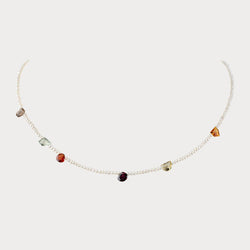Pearl Linings Necklace (Pre-Order)
