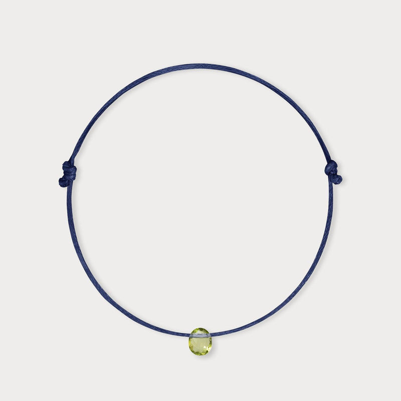 August Birthstone Bracelet