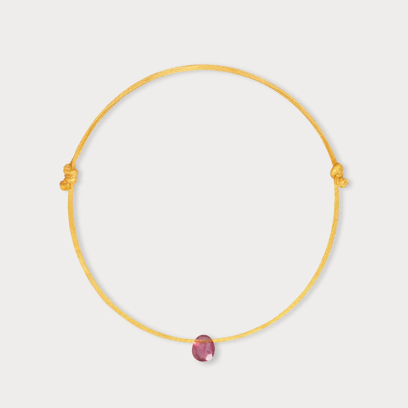 July Birthstone Bracelet