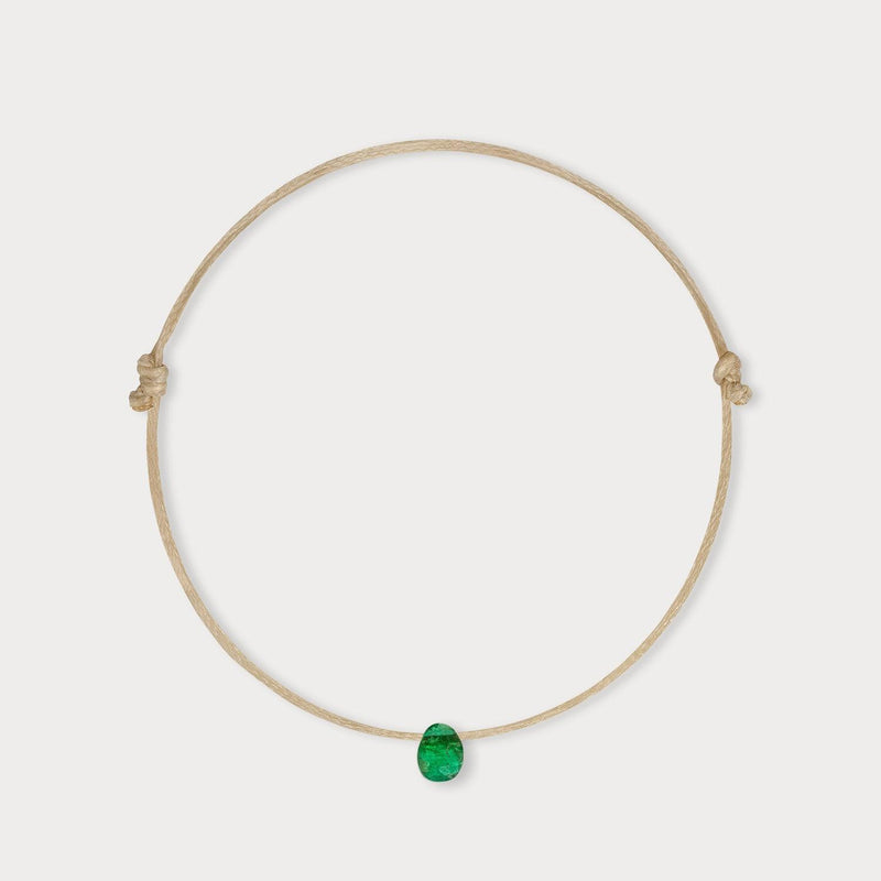 May Birthstone Bracelet
